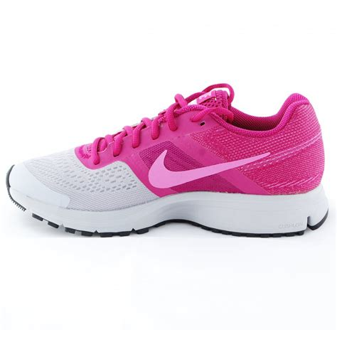 nike s air pegasus 30 shield running shoe pink