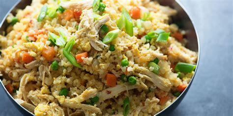 Kitchen Dinner Ideas by Best Chicken Fried Cauliflower Rice Recipe How To Make