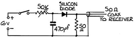 avalanche diode noise source lifier noise