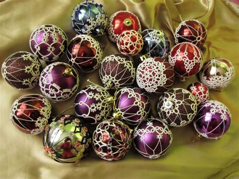 free tatted christmas ornament patterns tatting patterns