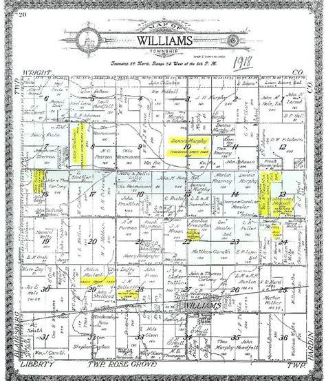 hamilton county section 8 page 2 1918 hamilton county maps