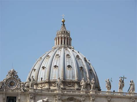 cupola di san pietro roma cupola wikizionario