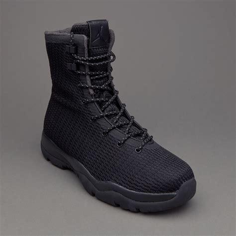 Sepatu Boot Original sepatu sneakers future boot black