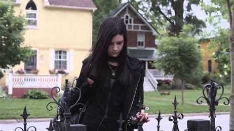 commercial goth girl goth girl has awesome father in touching new tv commercial