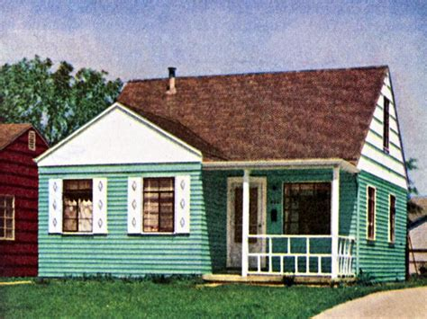 1950s Homes | 1950 s homes pictures and design ideas your dream home