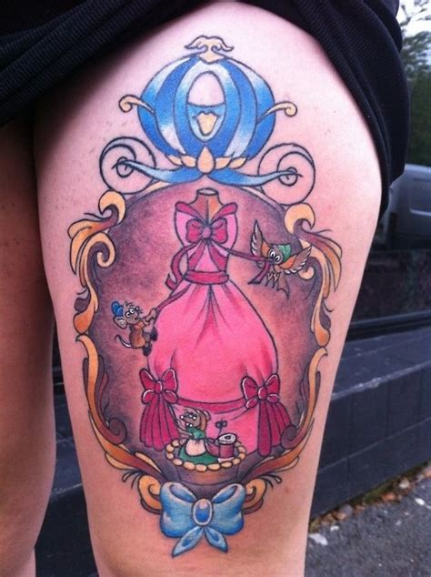 cinderella tattoo 122 best images about disney tattoos on disney