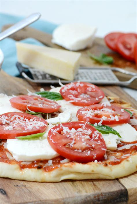 printable pizza recipes margherita pizza recipe the idea room