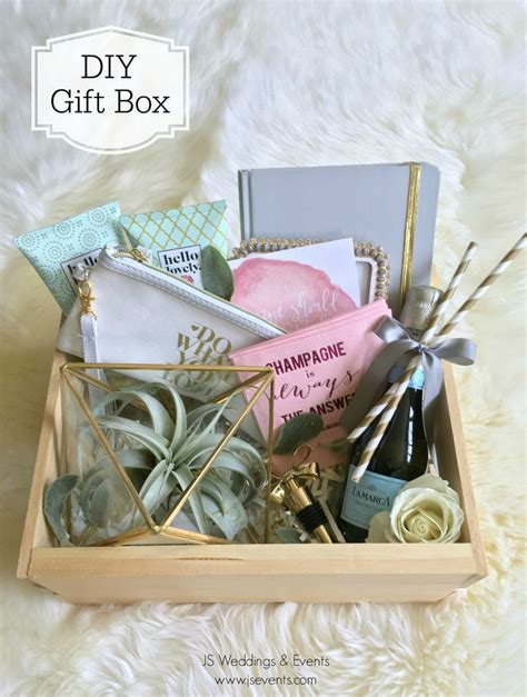 25 best ideas about bridesmaid gift boxes on