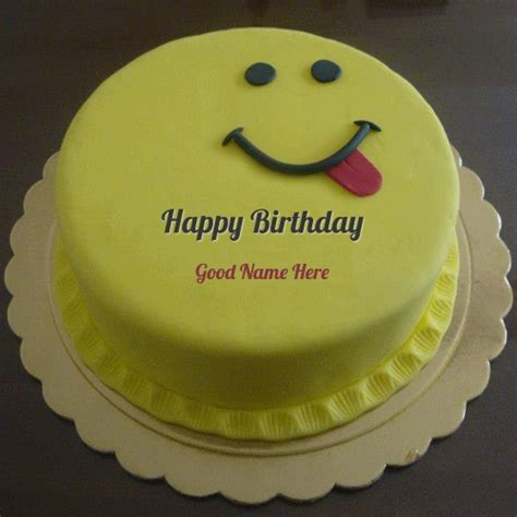 happy birthday cake images with name editor online