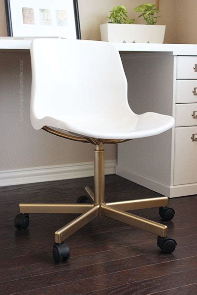 ikea chair hack ikea hack make the 20 snille chair look like an