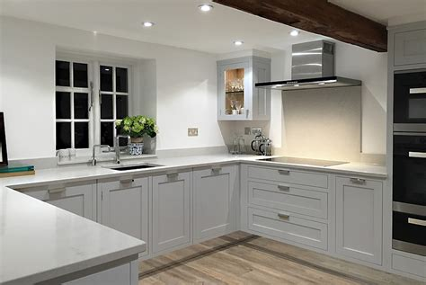 The authentic shaker kitchen concept interiors sheffield