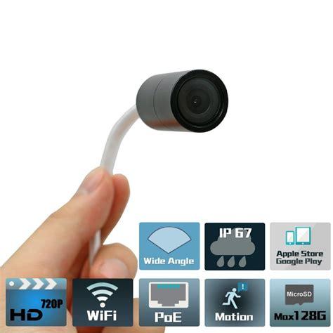 Kamera Wifi Mini Wifi Mini Kamera Poe 128g Tf Karte P2p Wasserkamera F 252 R