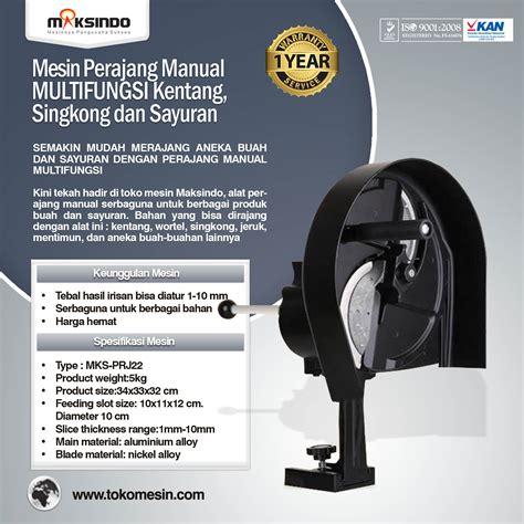Blender Manual Di Surabaya jual perajang manual multifungsi kentang singkong dan