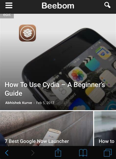 best tweak cydia 20 best cydia tweaks to customize iphone 2017 beebom