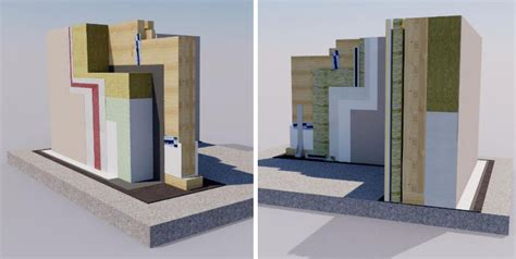 come rivestire una parete in legno parete ventilata con in legno with come rivestire una
