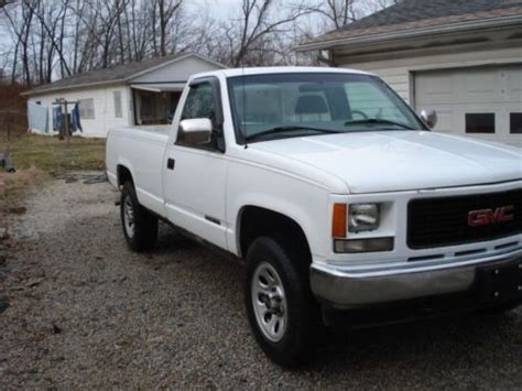 purchase used 1998 gmc k 1500 4x4 4wd 4 wheel drive in
