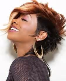 Cute mohawk hairstyles for black women 2014black hair style black