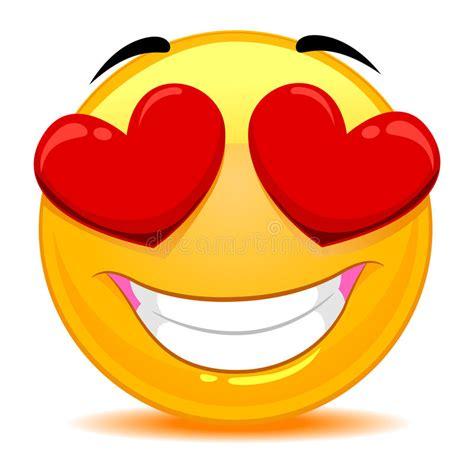 imagenes de smile love smiley emoticon feeling in liefde vector illustratie