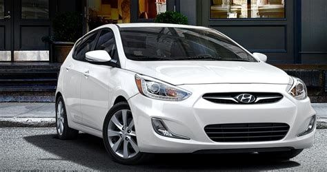 2015 hyundai accent msrp hyundai announces 2015 accent msrp prices for gls gs and