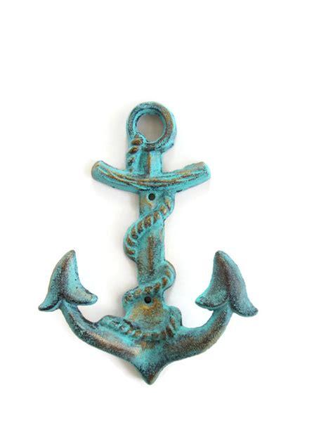 Items Similar To Nautical Anchor - items similar to anchor hook shabby chic hook nautical