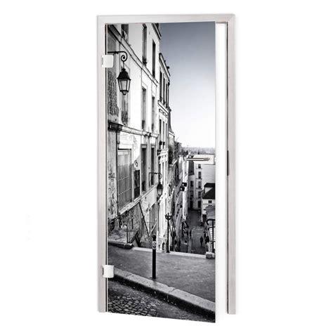 pellicole adesive per porte pellicola adesiva per vetri montmartre wall it