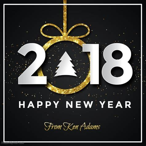 new year 2018 template happy new year 2018 instagram post template postermywall