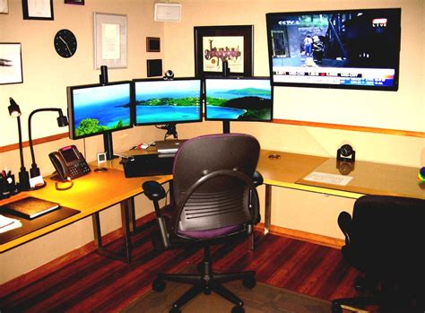 home tech office ideas comely trendy basement home office basement office ideas