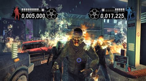 house of the dead playstation pro 2 0 the house of the dead overkill extended cut ps3 screenshots and movies