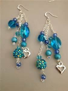 How To Make Handmade Earrings - diy earrings made jewelry ideas jewelry