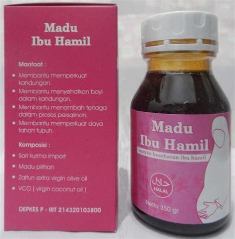 Hiu Madu Ibu Untuk Nutrisi Ibu Dan Janin madu ibu al mabruroh obat herbal