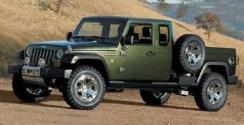 Jeep Trucks 2015 2016 Jeep Gladiator Updates Of Interior And Exterior Engine