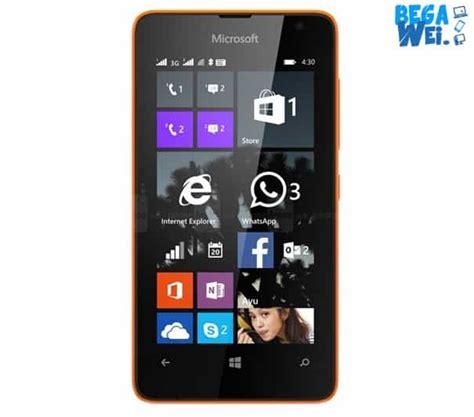 Microsoft Lumia Spesifikasi spesifikasi dan harga microsoft lumia 430 dual begawei