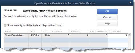 quickbooks tutorial sales order sales orders quickbooks training quickbooks consulting