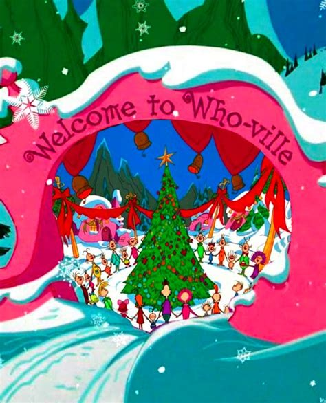 whoville christmas images 12 fictional cities from tv and we d to live in