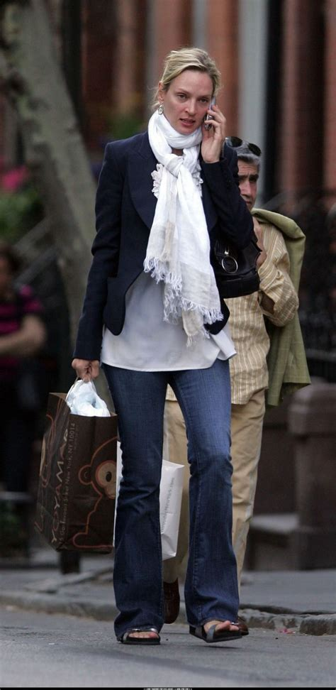 Fashion Games uma thurman street style full hd pictures