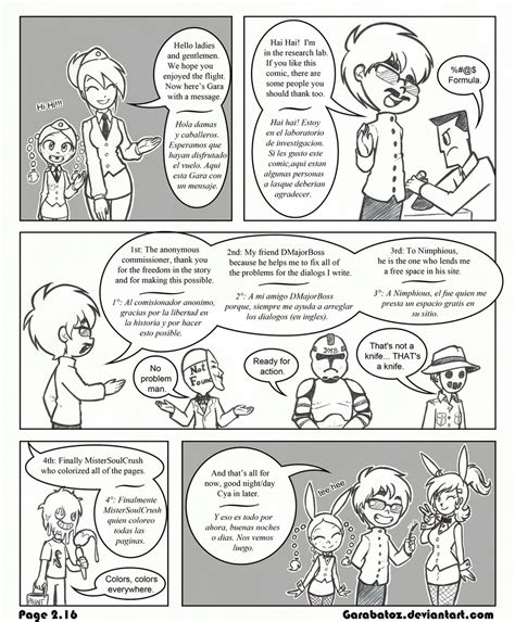 sweet comic sweet treats 2 by garabatoz on deviantart