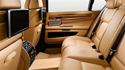 Blue Walls Caramel Leather Interiors Bmw Individual Collection