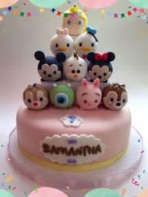 tsum tsum cake tsum tsum 226 teaux mignons anniversaire 226 teaux