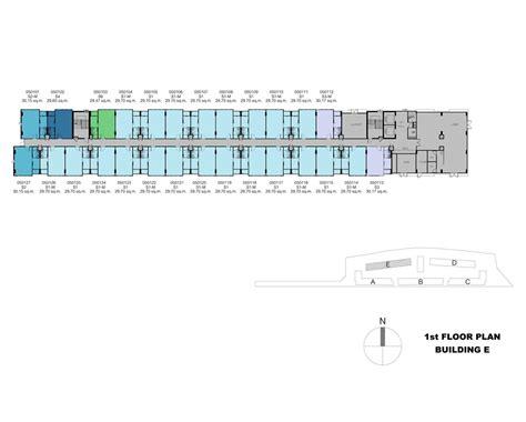 1 E 8th Ground Floor - dcondo kanchanavanich hatyai floor plan