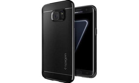 Spigen For Galaxy S7 Edge Neo Hybrid Black Pearl 5 spigen neo hybrid do samsung galaxy s7 edge black pearl etui i obudowy na smartfony sklep