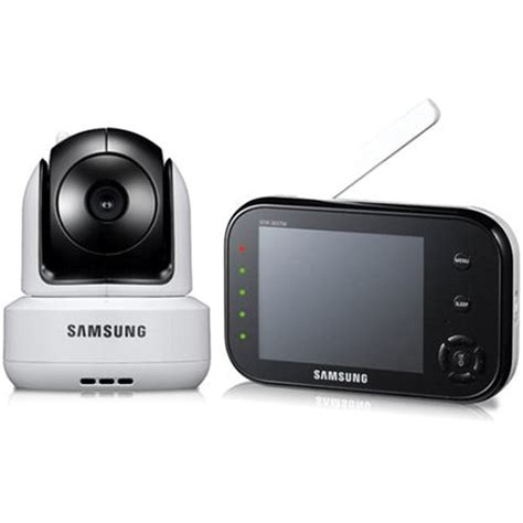 samsung safeview baby monitor sew3037 b h photo