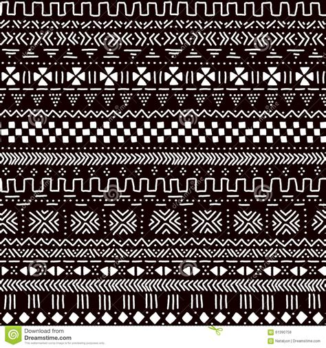 africa vector traditional background pattern black and white traditional african mudcloth fabric