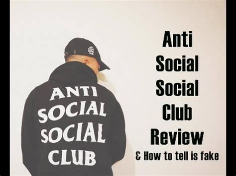 anti social social club or real