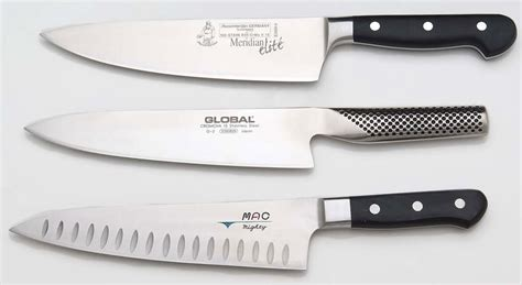 Mac Kitchen Knives An Edge In The Kitchen