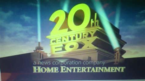 20th century fox home entertainment 2011