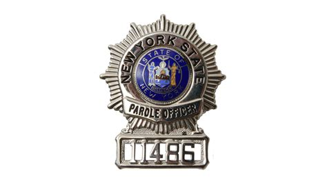 Nys Parole Officer nys parole officer badge the specialists ltd the