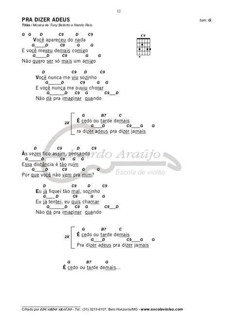 Musicas cifradas mpb 1