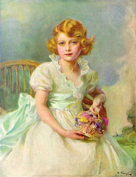 princess painting elizabeth ii picture gallery topix