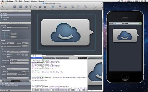 paintcode app converts vector graphics into ios os x code cult of mac