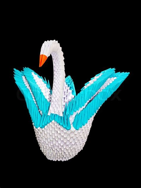 Origami Swan Gum Wrapper - origami swan out of gum wrapper myideasbedroom